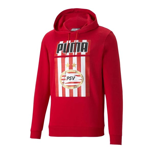 2020-2021 PSV ftblCore Shoe Tag Hoody (Red)