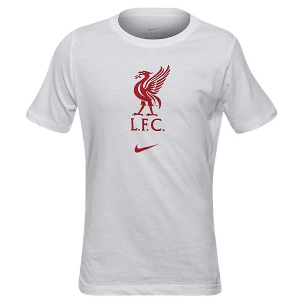 2020-2021 Liverpool Evergreen Crest Tee (White) - Kids