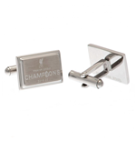 Liverpool FC Premier League Champions Stainless Steel Cufflinks