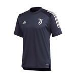 2020-2021 Juventus Adidas Training Shirt (Navy)