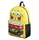 SpongeBob SquarePants Crabby Patty Mixblock Backpack