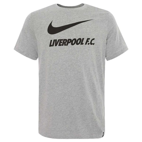 2020-2021 Liverpool Ground Tee (Grey) - Kids