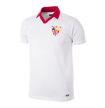 Sevilla FC 1980 - 81 Retro Football Shirt