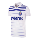 FC Porto 1985 - 86 Away Retro Football Shirt