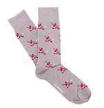 SL Benfica Historic Casual Socks