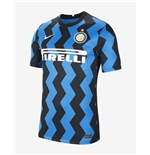 2020-2021 Inter Milan Home Nike Football Shirt