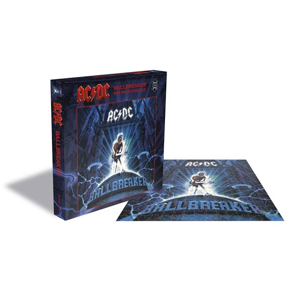 AC/DC Puzzle Ballbreaker (500 Piece Jigsaw PUZZLE)