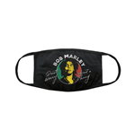 Bob Marley Face Mask: Don't Worry