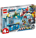 The Avengers Toy Blocks 403577