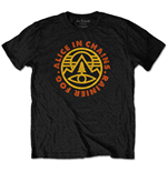 Alice in Chains Unisex Tee: Pine Emblem