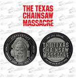 Texas Chainsaw Massacre Collectable Coin Leatherface Limited Edition