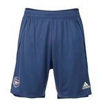 2020-2021 Arsenal Adidas Training Shorts (Indigo) - Kids