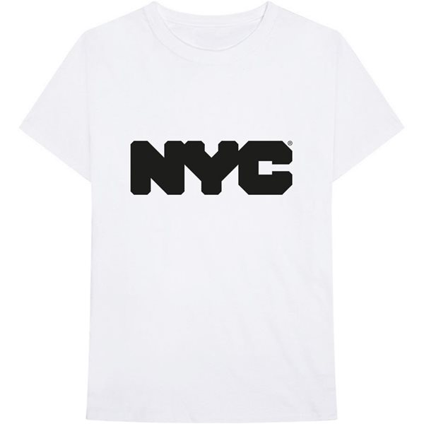 New York City Unisex Tee: Logo