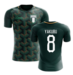 2020-2021 Nigeria Third Concept Football Shirt (Yakubu 8)