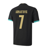 2020-2021 Austria Away Puma Football Shirt (Kids) (ARNAUTOVIC 7)