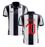 2020-2021 West Brom Home Concept Football Shirt (Phillips 10)