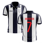 2020-2021 West Brom Home Concept Football Shirt (Morrison 7)
