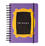 Friends: Bullet Journal A5 Notebook