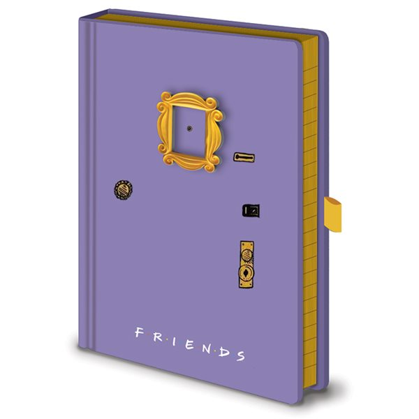 Friends: Frame Premium A5 Notebook