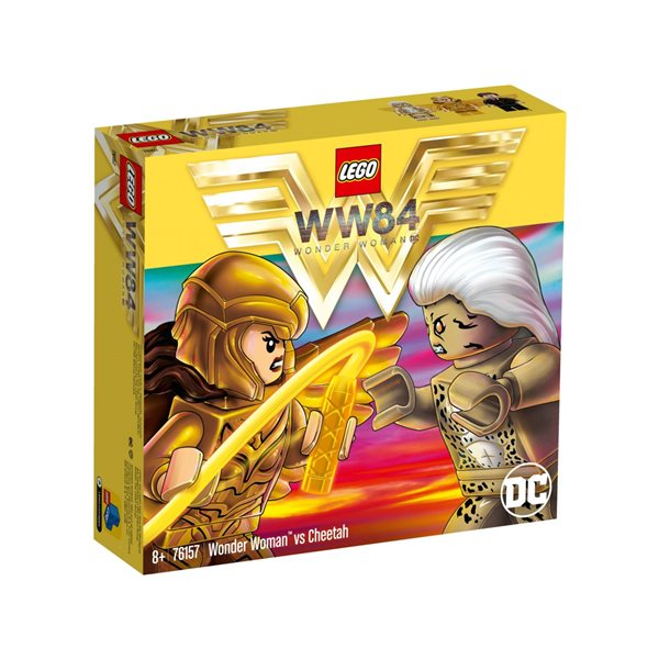 Wonder Woman Toy Blocks 404341