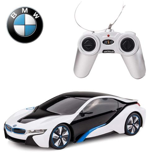 BMW i8 Radio Controlled Car 1:24 Scale