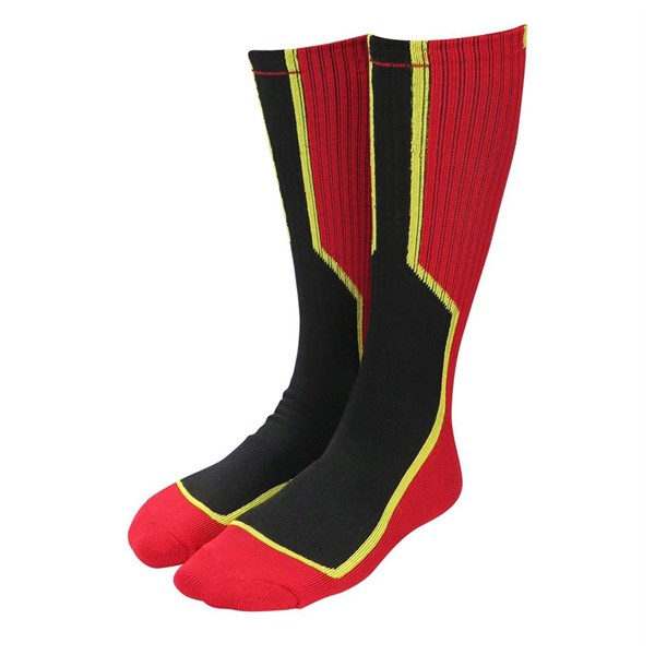 Iron Man Helmet and Stark Industries Crew Socks 2-Pair Pack
