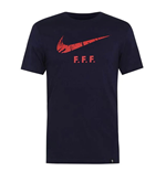 2020-2021 France Nike Ground Tee (Obsidian)