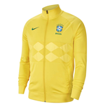 2020-2021 Brazil I96 Anthem Jacket (Midwest Gold)