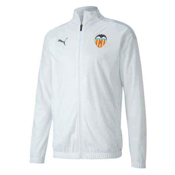 2020-2021 Valencia Stadium Jacket (White)