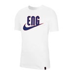 2020-2021 England Ground Tee (White)