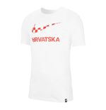 2020-2021 Croatia Ground Tee (White)