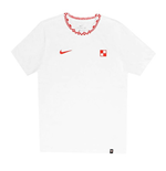 2020-2021 Croatia Travel Tee (White)