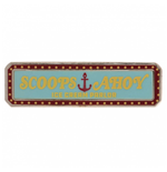 Stranger Things Badge Scoops Ahoy