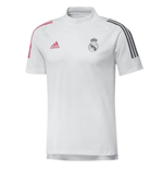 2020-2021 Real Madrid Training Tee (White)