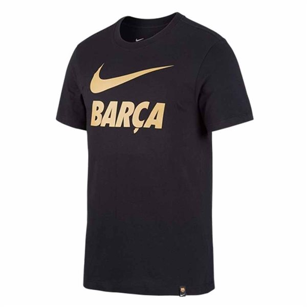 2020-2021 Barcelona Ground Tee (Black)