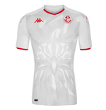 2020-2021 Tunisia Home Shirt