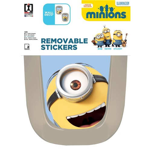 Despicable me - Minions Sticker 406083