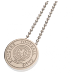 Rangers FC Stainless Steel Pendant & Chain