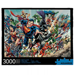 DC Cast Team Up 3000 Piece Puzzle