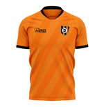 2020-2021 Dundee United Home Concept Football Shirt - Kids