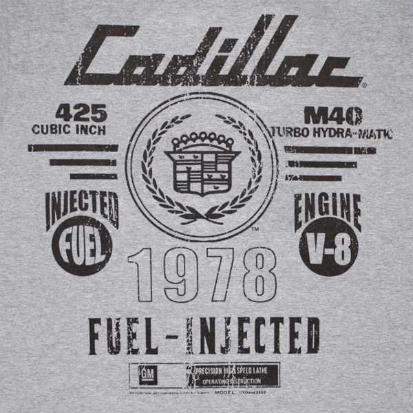 Cadillac General Motors 1978 T Shirt For Only At