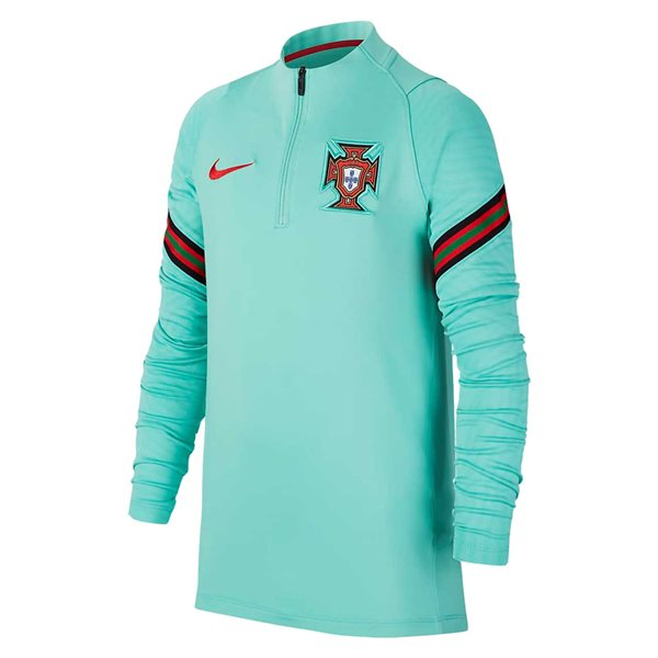 2020-2021 Portugal Nike Training Drill Top (Mint) - Kids