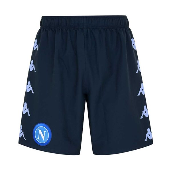 2020-2021 Napoli Third Shorts (Deep Blue)