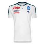 2020-2021 Napoli Polo Shirt (White)