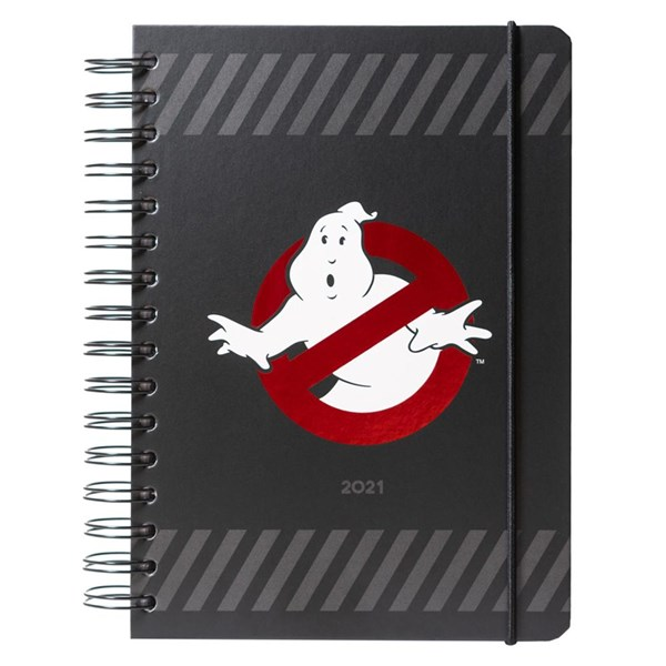 Ghostbusters Diary 2021