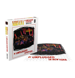 Nirvana Puzzle Mtv Unplugged In New York (500 Piece Jigsaw PUZZLE)