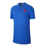 2020-2021 England Nike Authentic Polo Shirt (Blue)