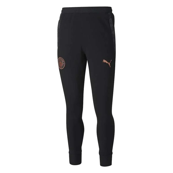 2020-2021 Man City Casuals Sweat Pants (Black)