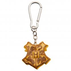 Harry Potter 3D Polyresin Keyring Hogwarts
