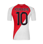 2020-2021 AS Monaco Kappa Home Shirt (Your Name)